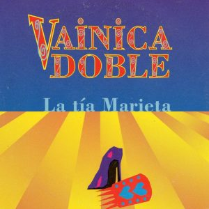 portada del disco La Tía Marieta