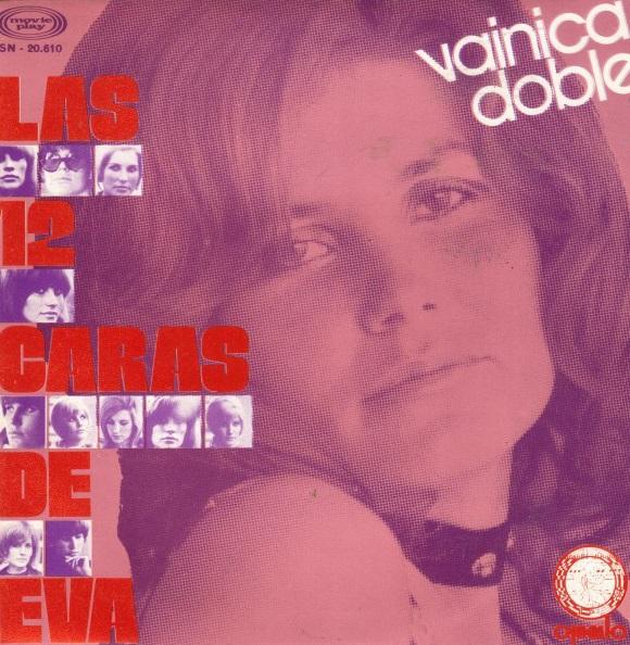portada del album Las 12 Caras de Eva