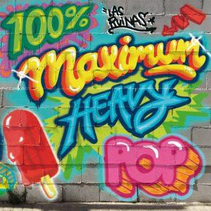 portada del disco 100% Maximum Heavy Pop
