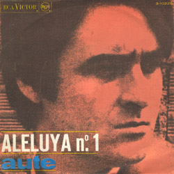 portada del disco Aleluya Nº 1