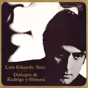 portada del disco Diálogos de Rodrigo y Gimena