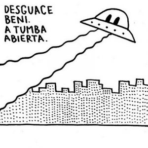 portada del disco A Tumba Abierta