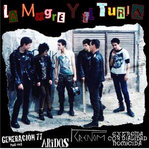 portada del disco La Mugre y el Turia