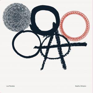 portada del disco Espíritu Olímpico