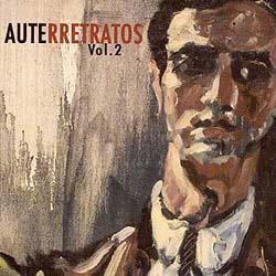 portada del disco Auterretratos Vol. 2