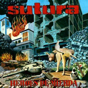 portada del disco Héroes de Mierda