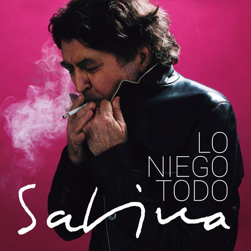 portada del album Lo Niego Todo