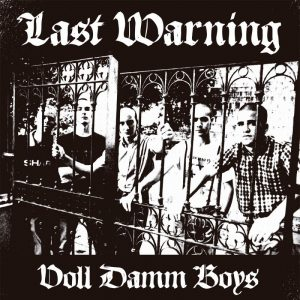 portada del disco Voll Damn Boys