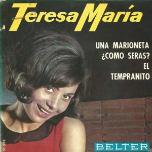 portada del disco Cómo Serás / Tempranito / Una Marioneta / Él