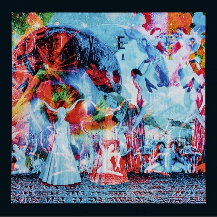 portada del album Barca Quemada