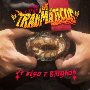 portada del disco De Vigo a Bangkok
