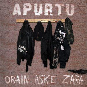 portada del disco Orain Aske Zara