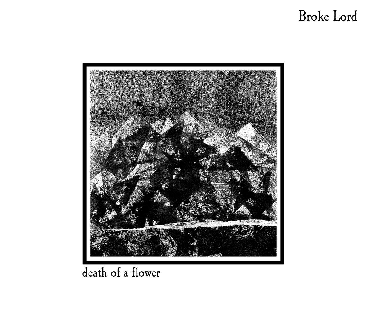 portada del album Death of a Flower