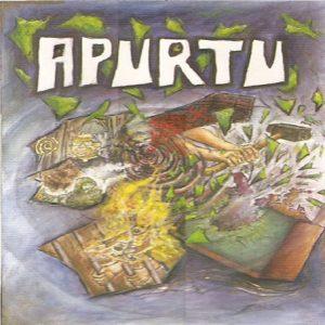 portada del disco Apurtu
