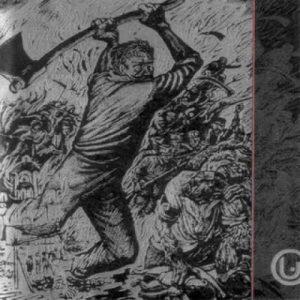 portada del disco La Venganza de los Pueblos