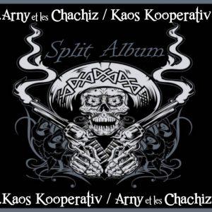 portada del disco Arny et les Chachiz / Kaos Kooperativ