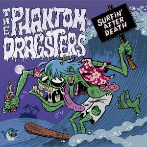 portada del disco Surfin' After Death