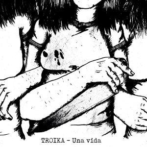 portada del disco Una Vida