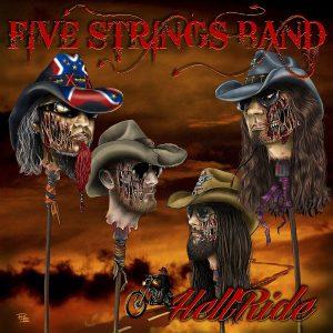 portada del disco Hellride