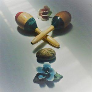 portada del disco Flores, Tambores e Ilusións