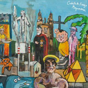 portada del disco Megavedra