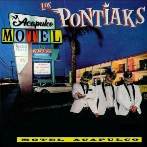portada del disco Motel Acapulco