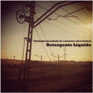 portada del disco Antología Inacabada de Canciones sin Terminar