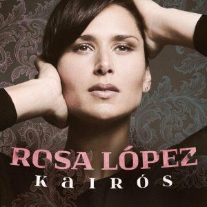 portada del disco Kairós
