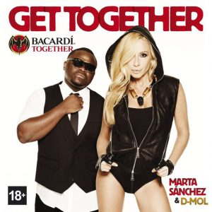 portada del disco Get Together