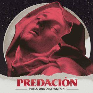 portada del disco Predación