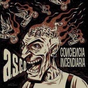 portada del disco Conciencia Incendiaria