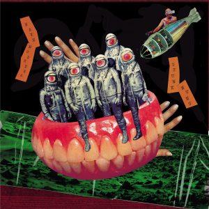 portada del disco Nave Nodriza / Drunk Mums