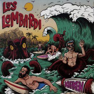 portada del disco Kraken
