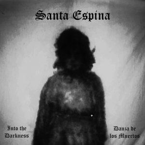 portada del disco Santa Espina / Endora y sus Vicios