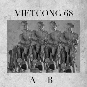 portada del disco A-B