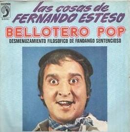 portada del disco Bellotero Pop