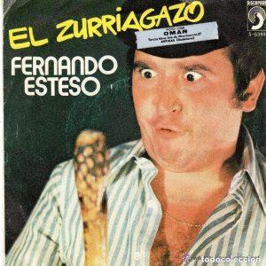 portada del disco El Zurriagazo