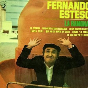 portada del disco La Ramona