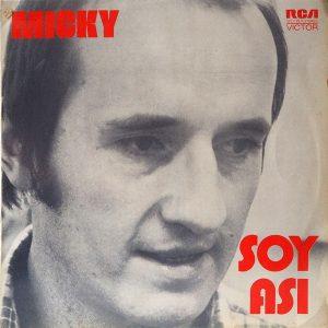 portada del disco Soy Así