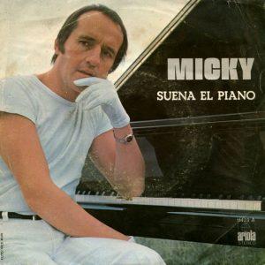 portada del disco Suena el Piano