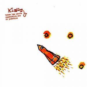 portada del album Todas las Naves Espaciales Son de Plástico
