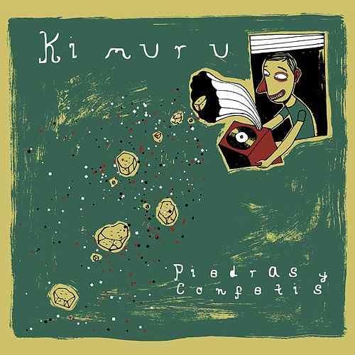 portada del album Piedras y Confetis