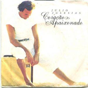 portada del disco Coraçao Apaxionado