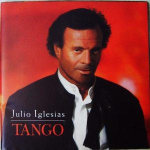 portada del disco Tango