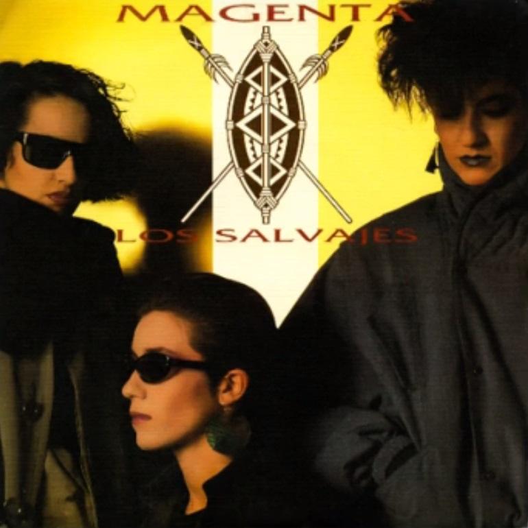 portada del album Los Salvajes