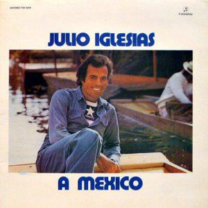 portada del disco A Mexico