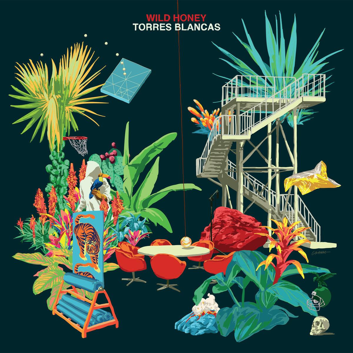 portada del album Torres Blancas