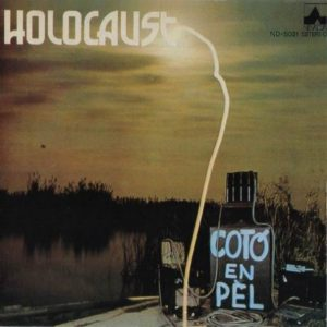 portada del disco Holocaust