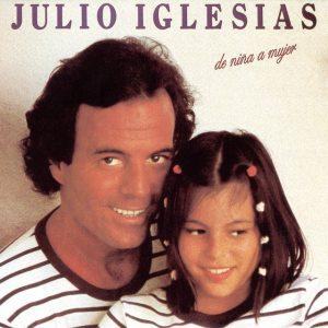 portada del disco De Niña a Mujer