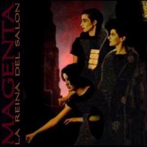 portada del disco La Reina del Salón
